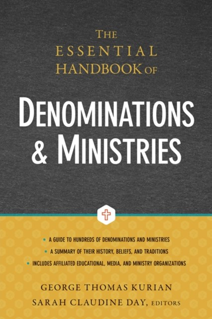Essential Handbook of Denominations and Ministries