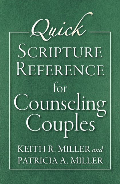 (ebook) Quick Scripture Reference for Counseling Couples