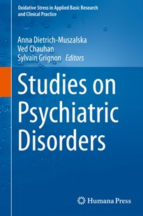 (ebook) Studies on Psychiatric Disorders - Reference Medicine