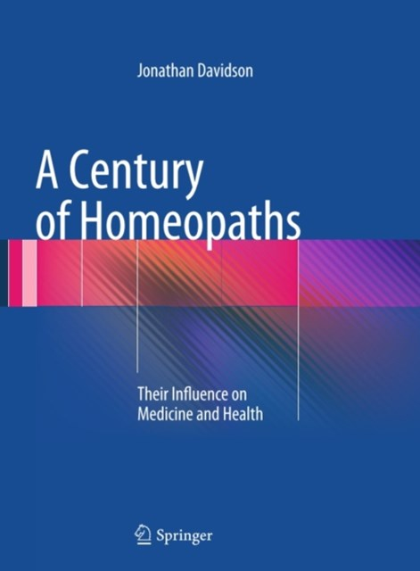(ebook) Century of Homeopaths