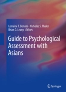 (ebook) Guide to Psychological Assessment with Asians - Reference Medicine