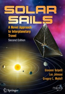 (ebook) Solar Sails - Science & Technology Astronomy