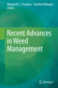 (ebook) Recent Advances in Weed Management - Home & Garden Agriculture