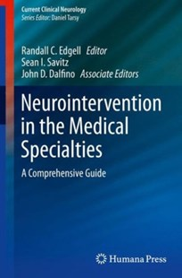 (ebook) Neurointervention in the Medical Specialties - Reference Medicine