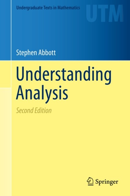 (ebook) Understanding Analysis