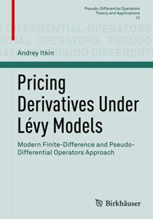 (ebook) Pricing Derivatives Under Levy Models - Business & Finance Finance & investing