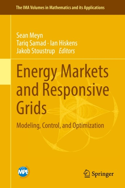 (ebook) Energy Markets and Responsive Grids