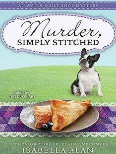 Murder, Simply Stitched - Crime Cosy Crime