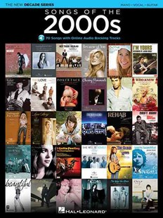 Songs of The 2000s by Hal Leonard Publishing Corporation (COR) (9781495000379) - PaperBack - Entertainment Sheet Music
