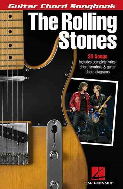 The Rolling Stones - Guitar Chord Songbook