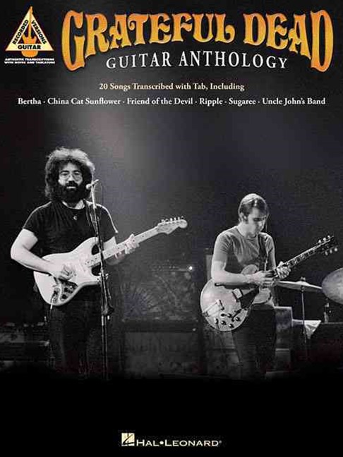 Grateful Dead Guitar Anthology