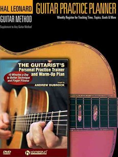 Guitar Practice Pack by Andrew DuBrock (9781495007156) - PaperBack - Entertainment Music Technique