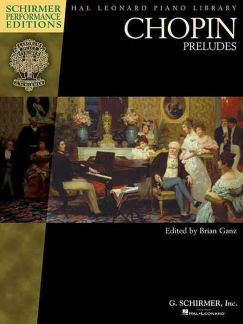 Preludes - Piano - Schirmer Performance Editions Book Only