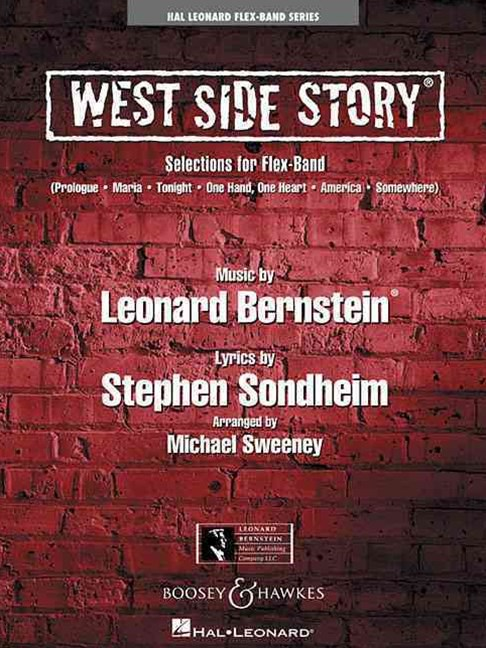 West Side Story (Selections for Flex-Band)