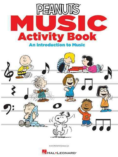 The Peanuts Music Activity Book