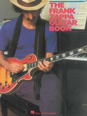 Frank Zappa Guitar Book