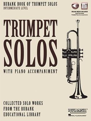 Rubank Book of Trumpet Solos