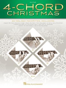 4-Chord Christmas by Hal Leonard Publishing Corporation (9781495066108) - PaperBack - Entertainment Music General