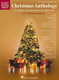 Christmas Anthology by Hal Leonard Publishing Corporation (9781495069840) - PaperBack - Entertainment Music General
