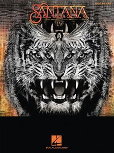 Santana - IV by Santana (9781495070235) - PaperBack - Entertainment Music General