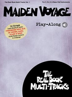 Maiden Voyage Play-Along by Hal Leonard Publishing Corporation (9781495074721) - PaperBack - Entertainment Music General