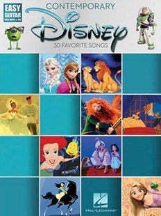 Contemporary Disney by Hal Leonard Publishing Corporation (9781495075216) - PaperBack - Entertainment Music General