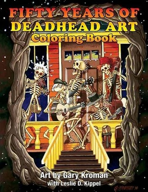 Fifty Years of Deadhead Art