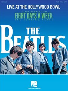 The Beatles - Live at the Hollywood Bowl by The Beatles (9781495080753) - PaperBack - Entertainment Music General