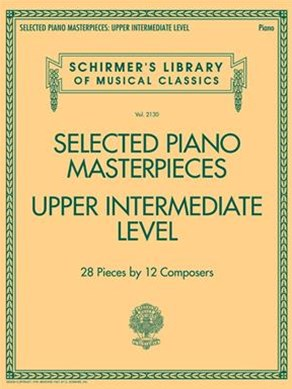 Selected Piano Masterpieces