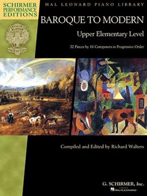 Baroque to Modern: Upper Elementary Level