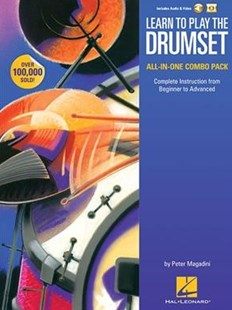 Learn to Play the Drumset by Peter Magadini (9781495088766) - PaperBack - Entertainment Music Technique