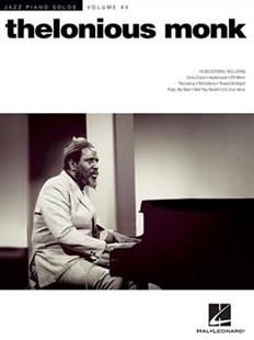 Thelonious Monk by Thelonious Monk, Ronnie Mathews (9781495092992) - PaperBack - Entertainment Sheet Music