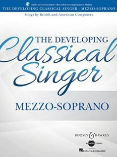 The Developing Classical Singer by Hal Leonard Publishing Corporation (9781495094156) - PaperBack - Entertainment Music Technique