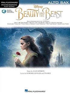 Beauty and the Beast Alto Sax by Alan Menken, Howard Ashman, Tim Rice (9781495096112) - PaperBack - Entertainment Sheet Music