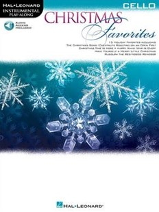 Christmas Favorites by Hal Leonard Publishing Corporation (9781495096426) - PaperBack - Entertainment Sheet Music