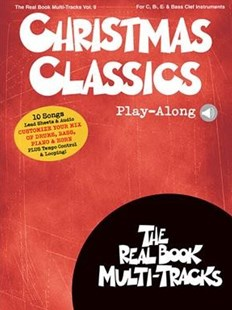 Christmas Classics Play-Along by Hal Leonard Publishing Corporation (9781495097010) - PaperBack - Entertainment Sheet Music