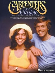 Carpenters for Ukulele by Carpenters (9781495098345) - PaperBack - Entertainment Music General