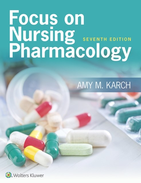 (ebook) Focus on Nursing Pharmacology