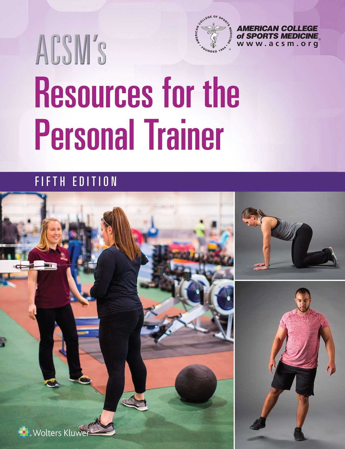 ACMS's Resources for the Personal Trainer