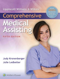 Kronenberger Lippincott Williams & Wilkins' Comprehensive Medical Assisting + Study Guide by Lippincott Williams & Wilkins (9781496331816) - HardCover - Reference Medicine
