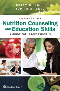 Nutrition Counseling and Education Skills by Judith Beto, Betsy Holli (9781496339140) - PaperBack - Reference Medicine