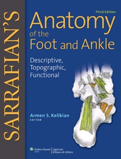 (ebook) Sarrafian's Anatomy of the Foot and Ankle - Reference Medicine