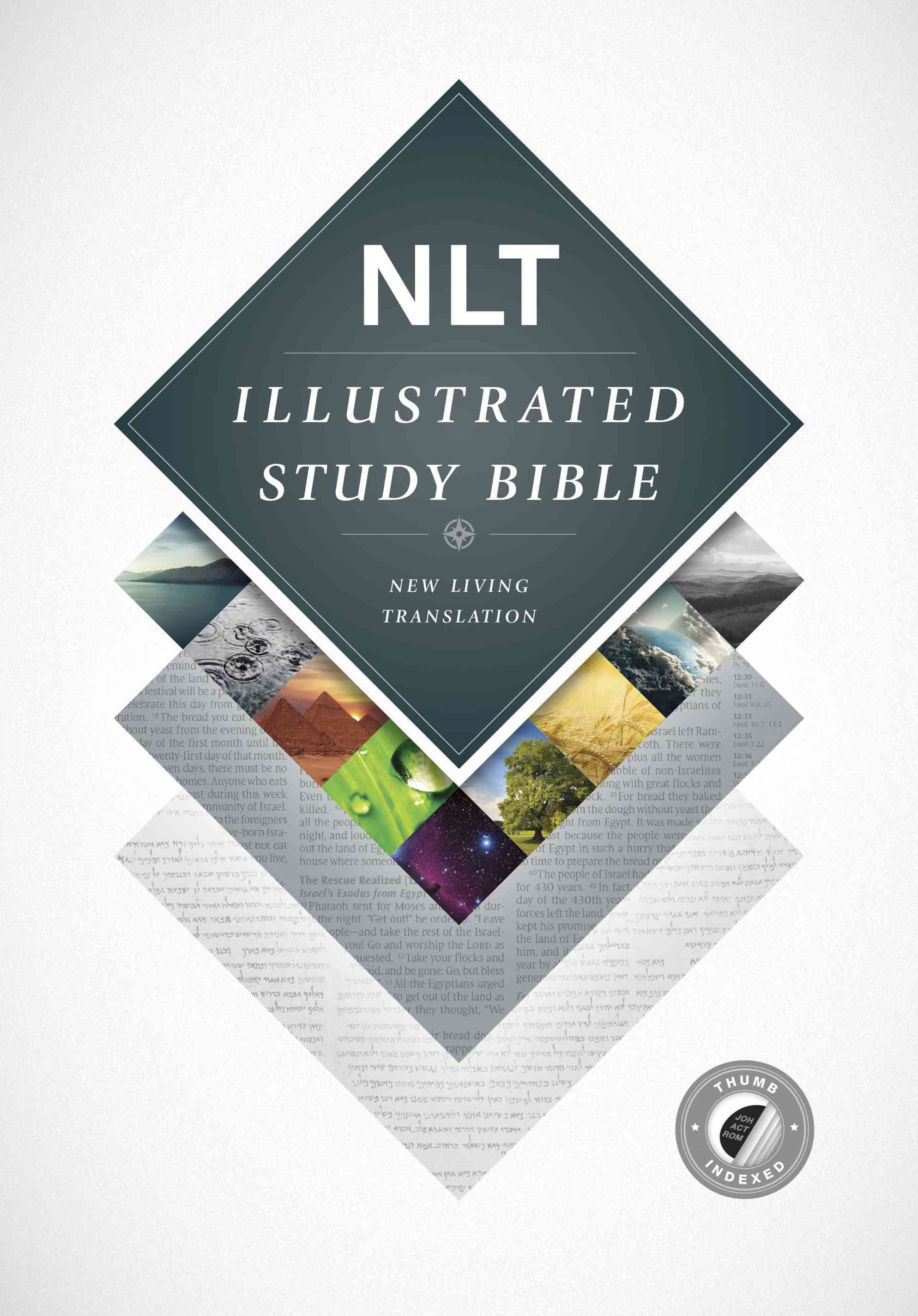 Illustrated Study Bible NLT