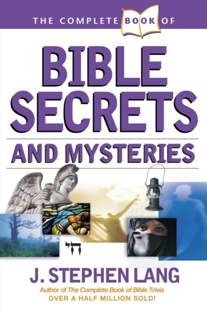 (ebook) Complete Book of Bible Secrets and Mysteries