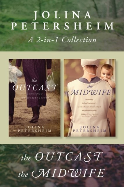 Jolina Petersheim 2-in-1 Collection: The Outcast / The Midwife