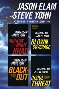 (ebook) Riley Covington Collection: Monday Night Jihad / Blown Coverage / Blackout / Inside Threat - Modern & Contemporary Fiction General Fiction