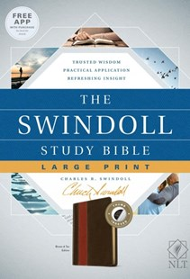 Holy Bible by Charles R. Swindoll (9781496433725) - PaperBack - Religion & Spirituality Christianity