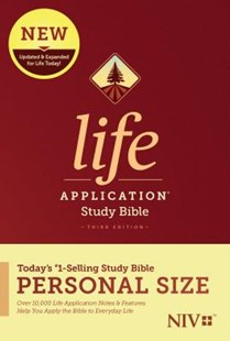 NIV Life Application Study Bible, Third Edition, Personal Size (Softcover) by Tyndale (9781496440129) - PaperBack - Religion & Spirituality Christianity