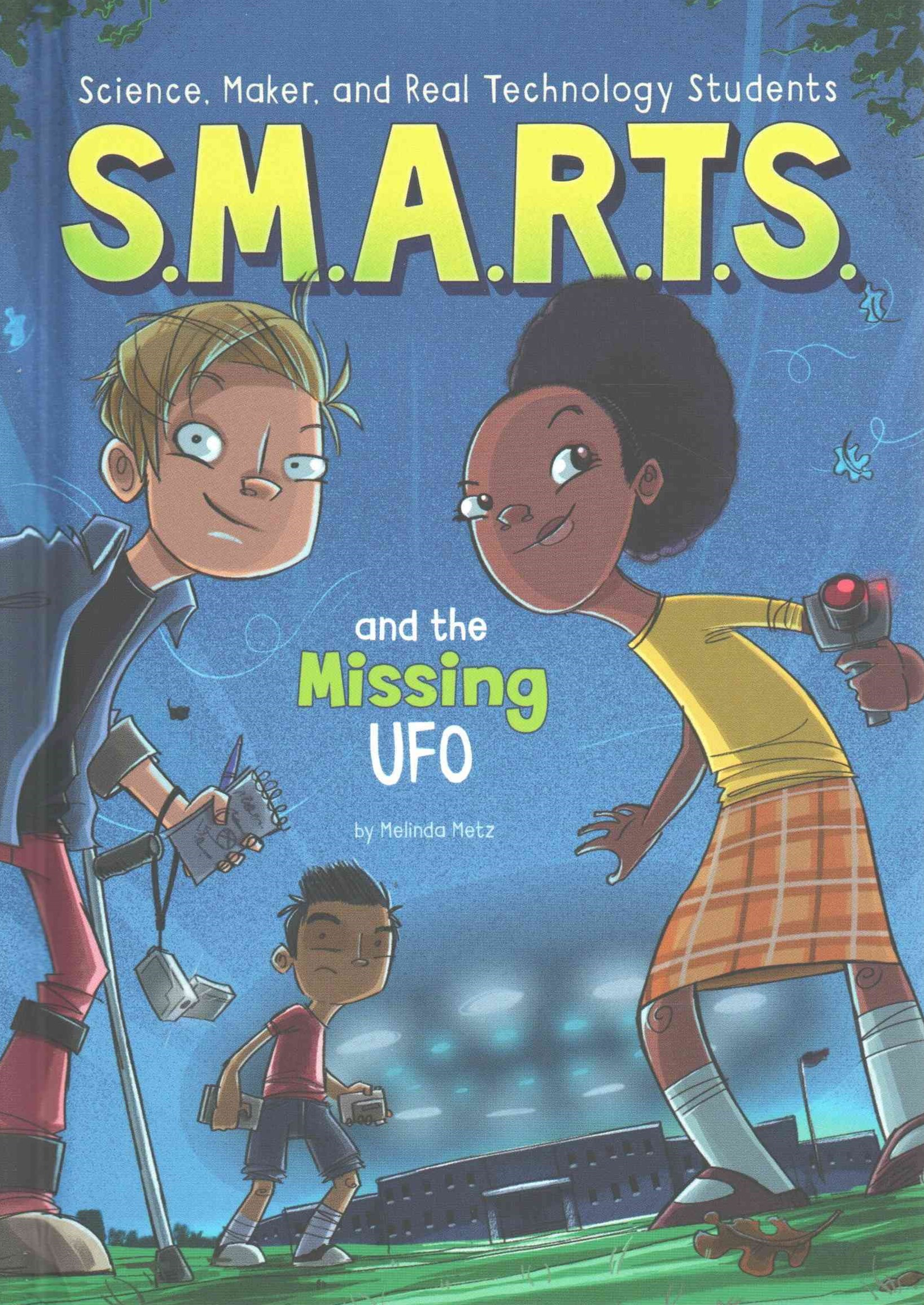 S. M. A. R. T. S. and the Missing UFO
