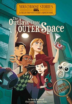 The Outlaw from Outer Space
